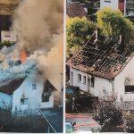 Wohnhausbrand Bühl