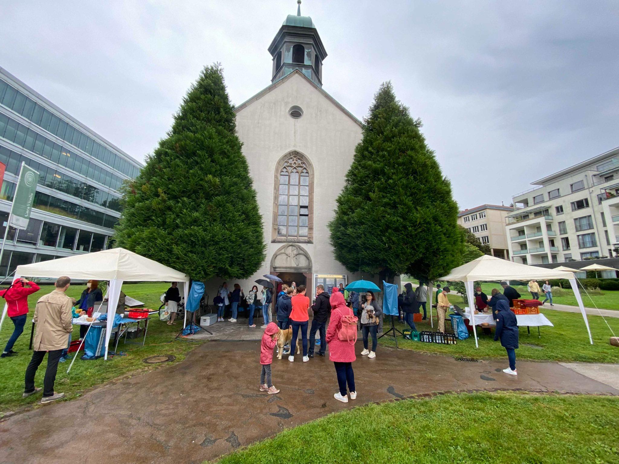 Spitalkirchenfest 2021